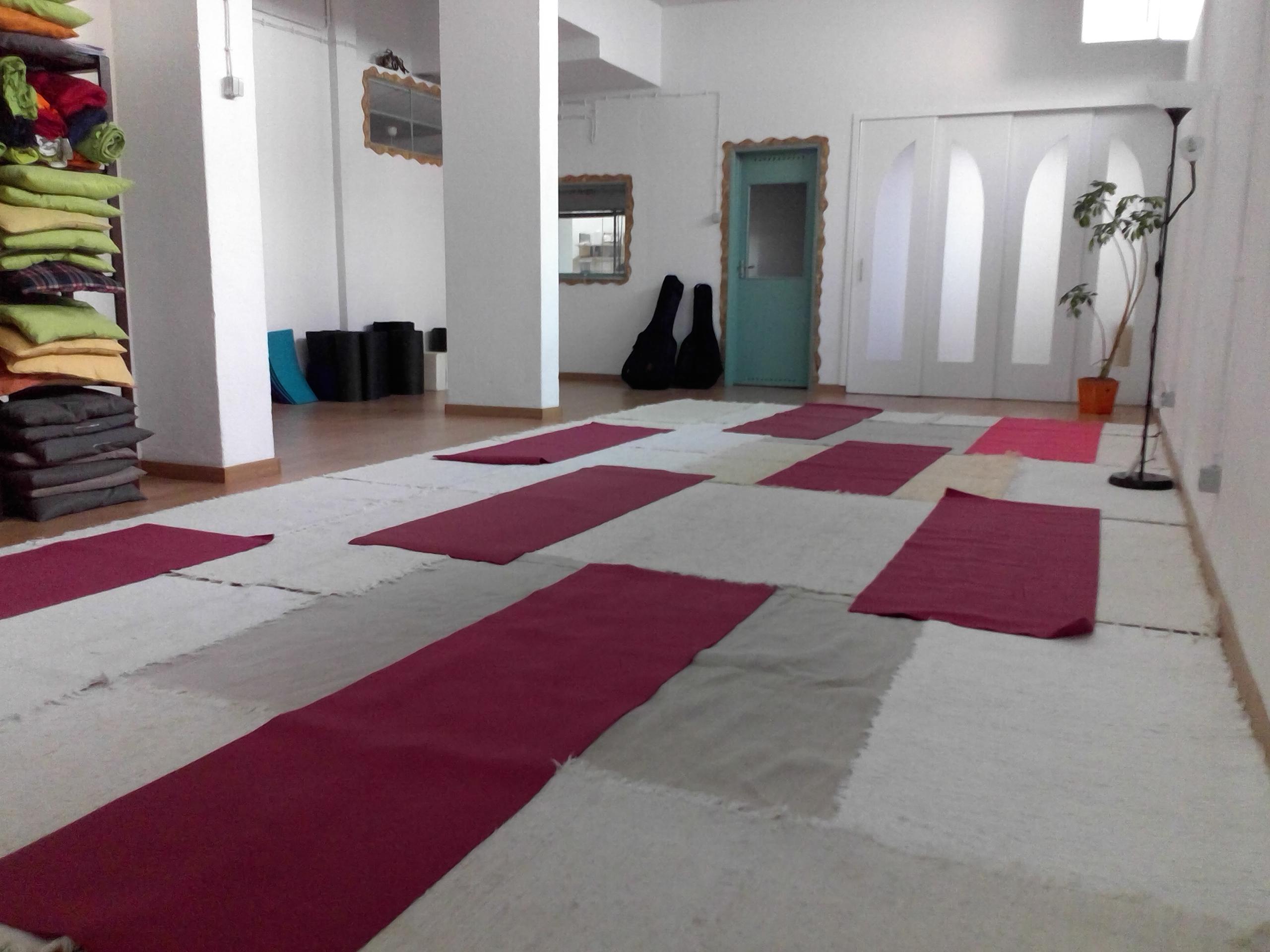 Sala atividades