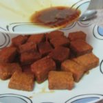 Receita: Tempeh com gengibre e molho de soja