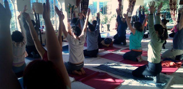 """Retiro de Yoga e Meditação """"A Luz Interior"""": Sintra, passagem ano 2017/18"""