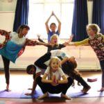 22 OUTUBRO. Workshop  para adultos no ensino de Yoga e Meditação em  Crianças