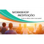 Workshop de Meditação – 28 Abril