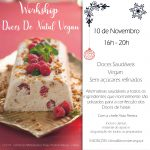 Workshop Doces de Natal - 10 Nov