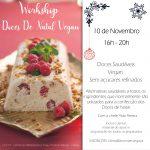 Workshop Doces de Natal - 10 Nov