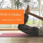 Aulas de Yoga - Online